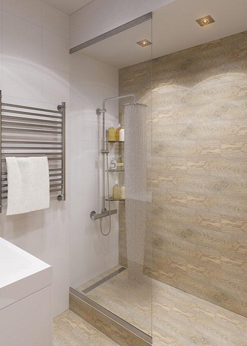 Badkamer verbouwen door de installateur uit Dodewaard